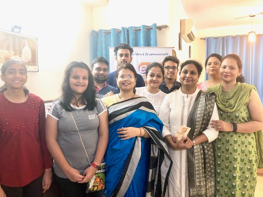 spoken english in gurgaon